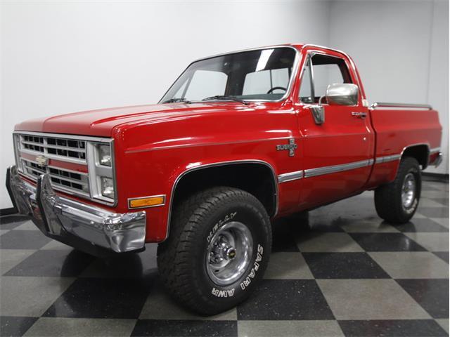 1986 Chevrolet Silverado | 892136