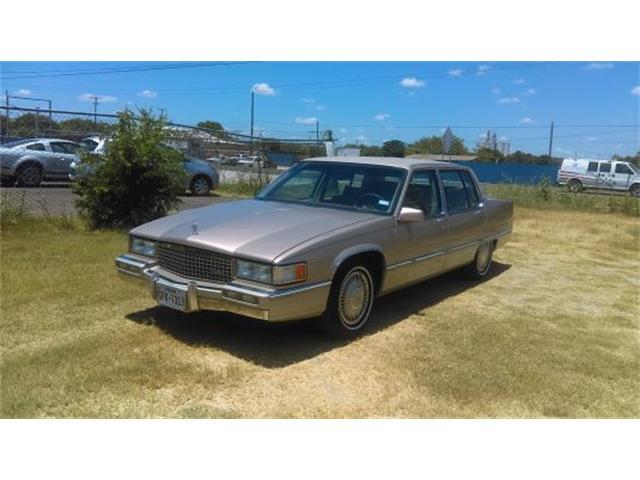 1990 Cadillac Fleetwood Four Door | 890214
