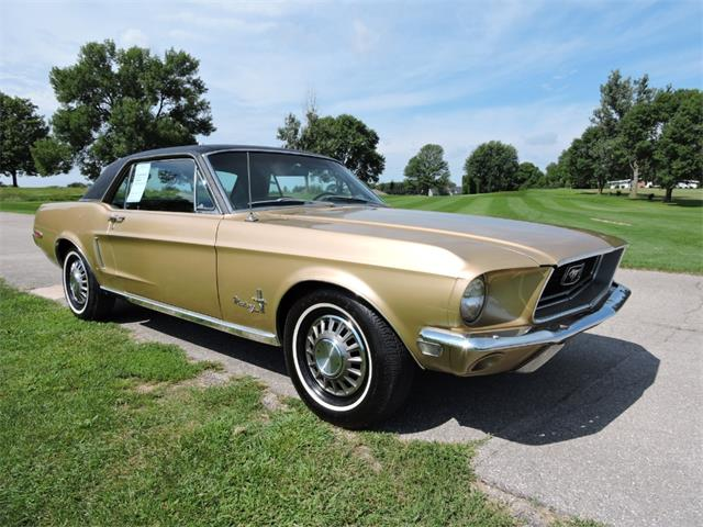 1968 Ford Mustang | 892152