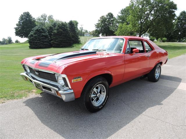 1972 Chevrolet Nova | 892153