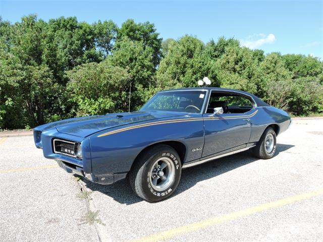 1969 Pontiac GTO | 892155