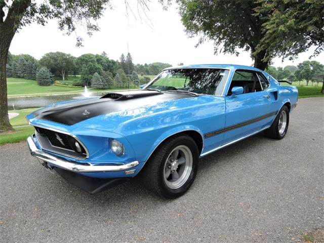1969 Ford Mustang | 892156