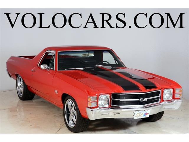 1971 Chevrolet El Camino SS | 892168