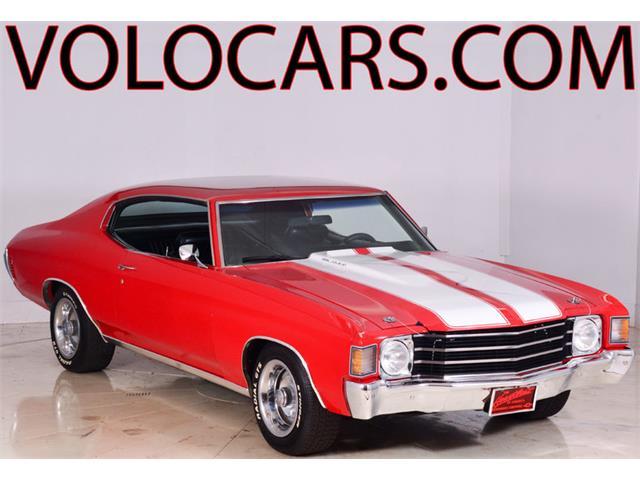 1972 Chevrolet Chevelle | 892170