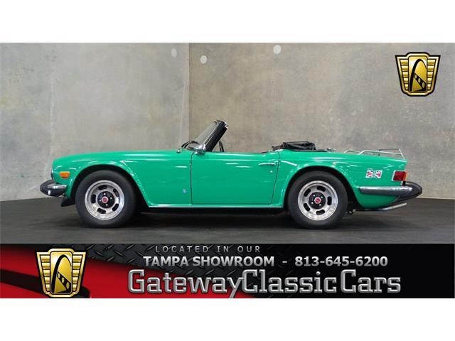 1975 Triumph TR6 | 892174