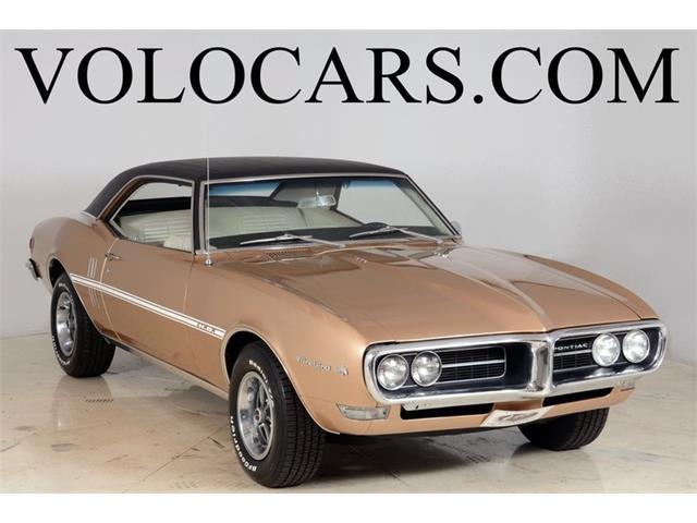 1968 Pontiac Firebird | 892179