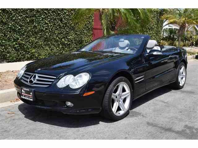 2003 Mercedes-Benz SL-Class | 892188