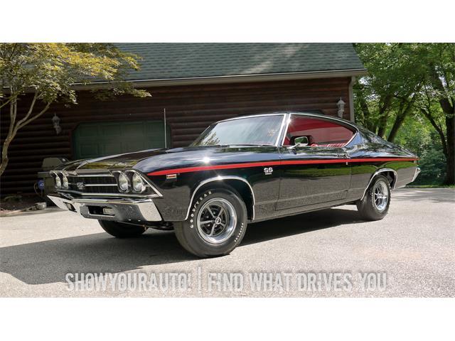 1969 Chevrolet Chevelle | 892191