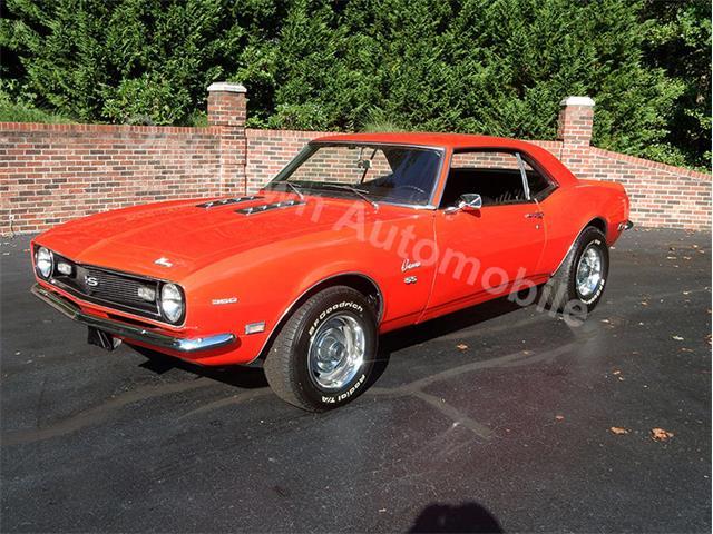 1968 Chevrolet Camaro | 892197