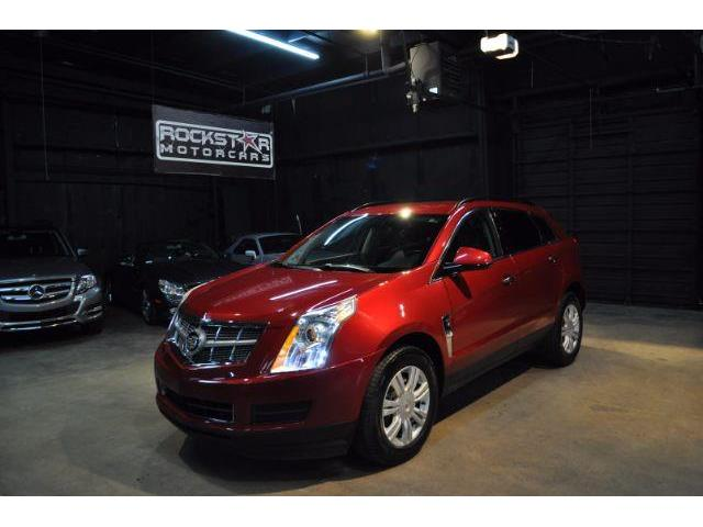 2010 Cadillac SRX | 890022