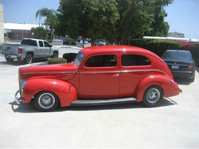 1940 Ford 2-Dr Sedan | 892200