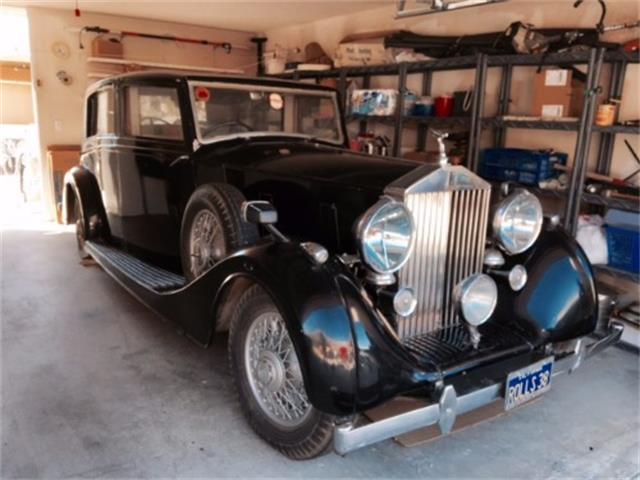 1938 Rolls-Royce 20/25 | 892203