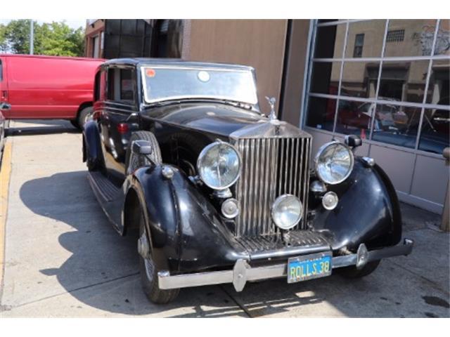 1938 Rolls-Royce 20/25   892203