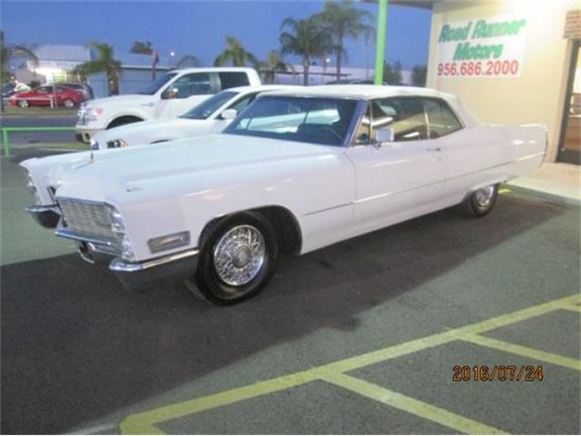 1968 Cadillac DeVille | 890221
