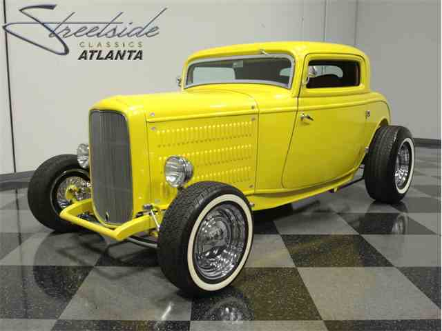 1932 Ford 3-Window Coupe | 892224