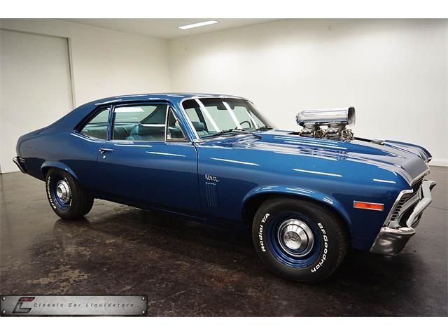 1970 Chevrolet Nova | 892228