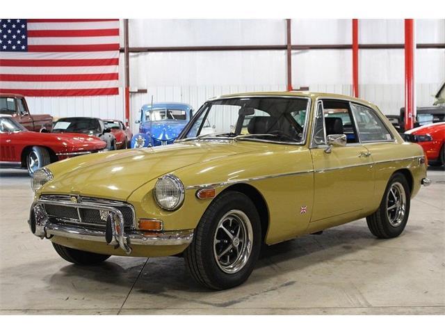 1973 MG MGB | 892239