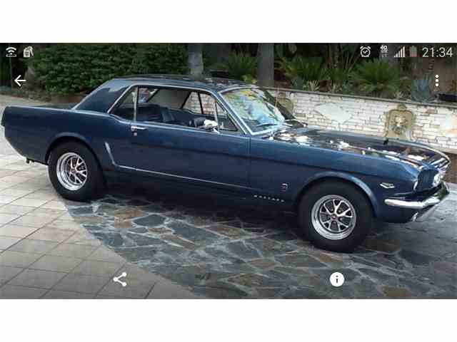 1965 Ford Mustang | 892246