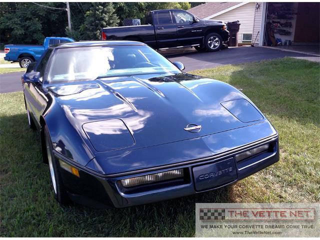1989 Chevrolet Corvette | 892247