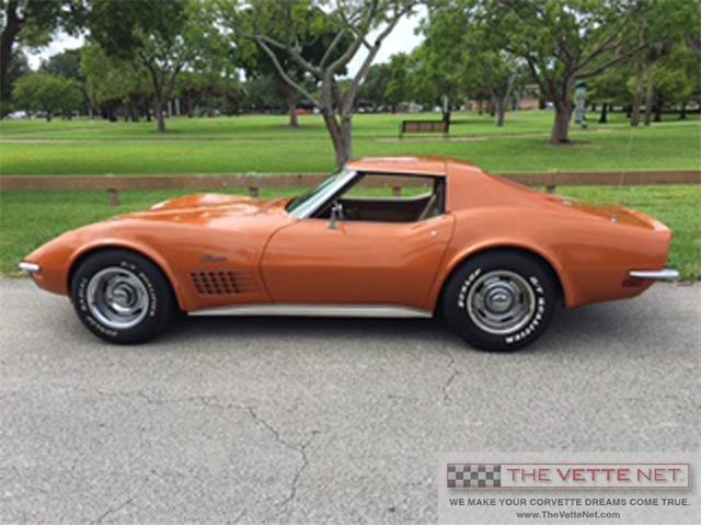 1972 Chevrolet Corvette | 892248