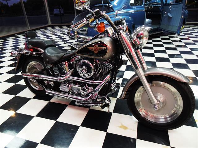 1996 Harley-Davidson Fat Boy | 892249