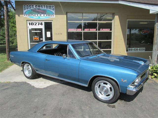 1966 Chevrolet Chevelle SS | 892251