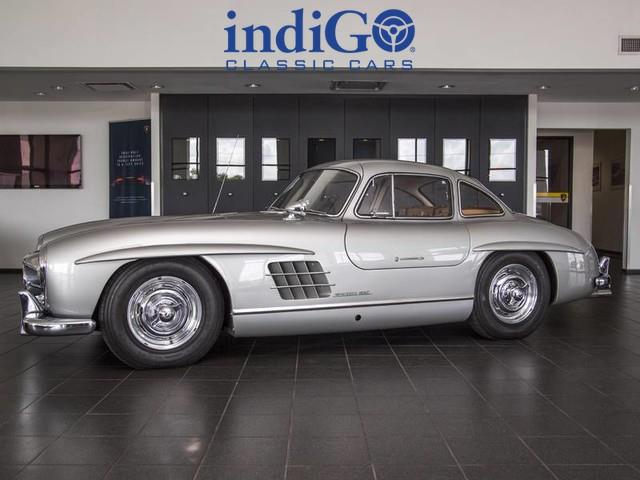 1955 Mercedes-Benz 300SL Gullwing Coupe | 892263