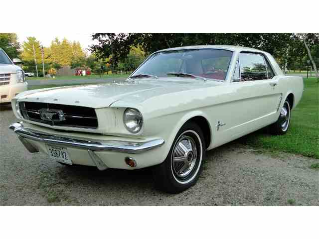 1965 Ford Mustang | 892264