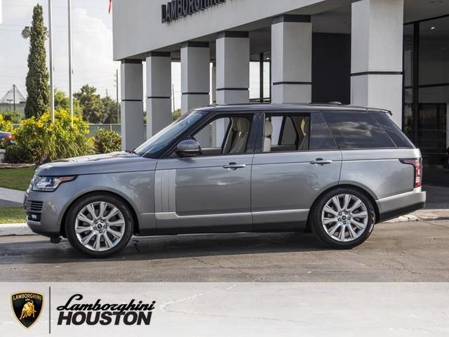 2013 Land Rover Range Rover | 892270