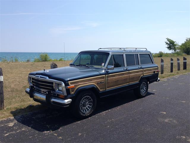 1988 Jeep Wagoneer | 892271