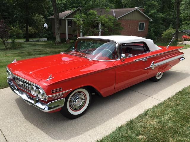 1960 Chevrolet Impala | 892272