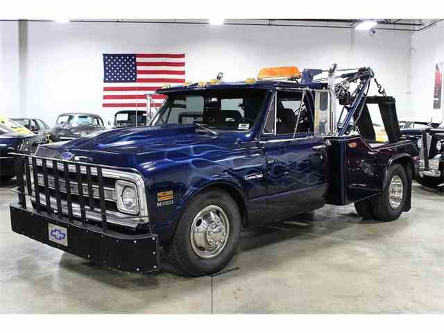1971 Chevrolet C 30 Tow Truck | 892275