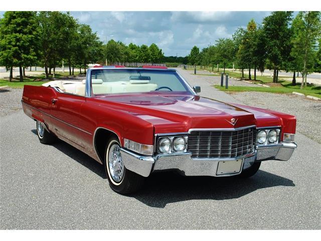 1969 Cadillac DeVille | 892276