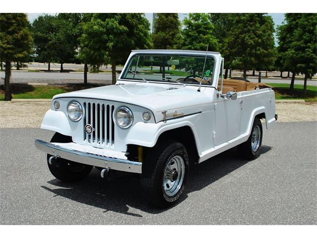 1969 Jeep Jeepster   892277