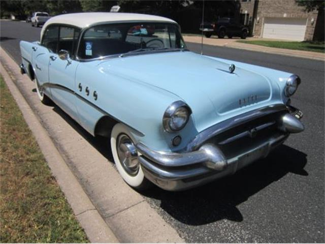 Classic buick riviera for sale on 98 for 1955 buick special 4 door for sale