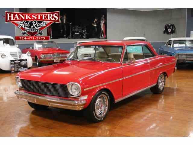 1963 Chevrolet Nova | 892285