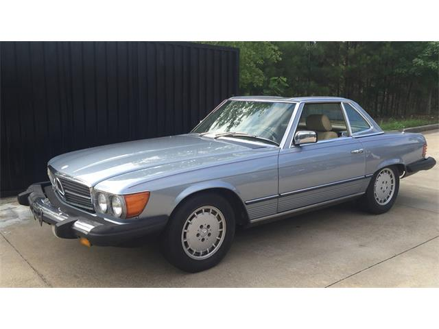 1983 Mercedes-Benz 380SL | 892297