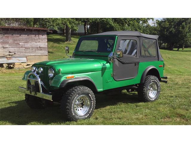 1979 Jeep CJ7 | 892298