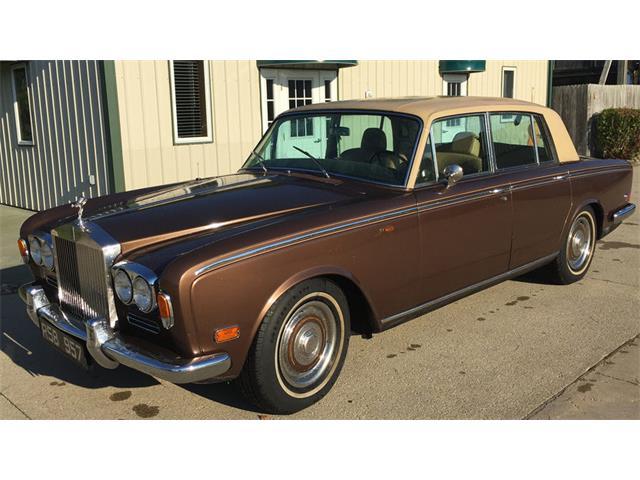 1971 Rolls-Royce Silver Shadow | 892299