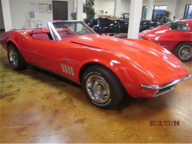 1969 Chevrolet Corvette | 890230