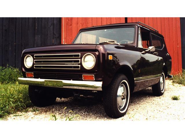 1972 International Harvester Scout II | 892308