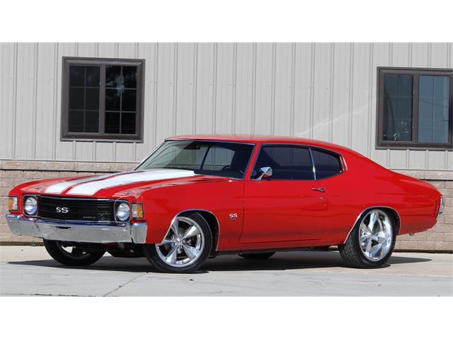 1972 Chevrolet Chevelle | 892310