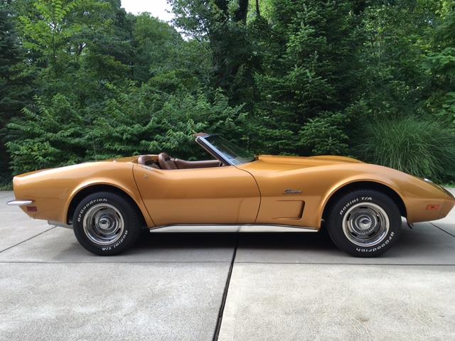 1973 Chevrolet Corvette | 892311