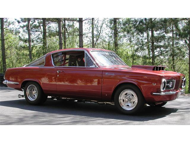 1965 Plymouth Barracuda | 892314