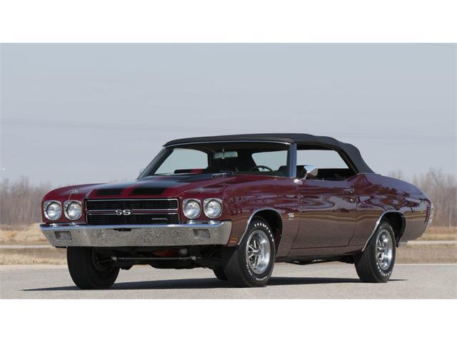 1970 Chevrolet Chevelle SS | 892315