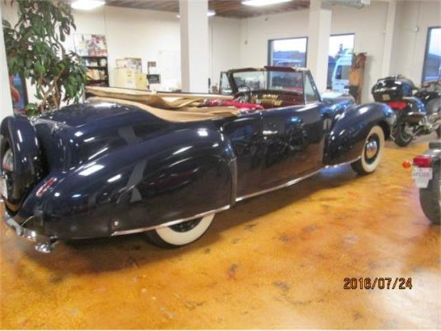 1940 Lincoln Continental | 890233