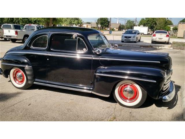 1948 Ford Super Deluxe RestoMod Coupe | 890234