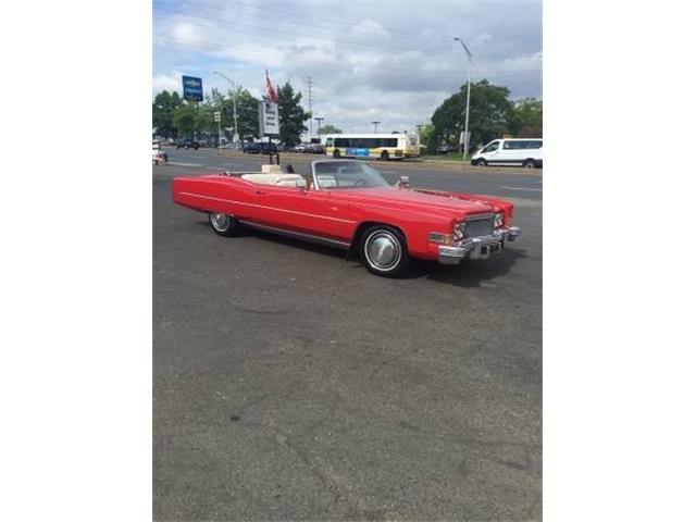 1974 Cadillac Eldorado | 892343