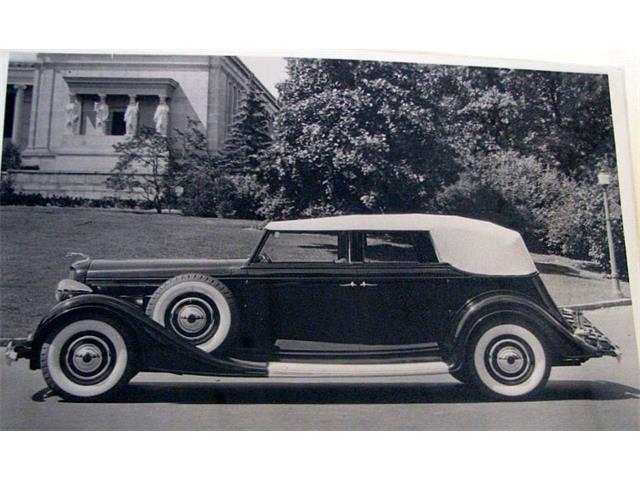 1935 Lincoln K V-12 | 892345