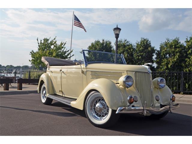 1936 Ford Phaeton | 892347